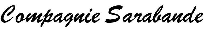 logo compagnie sarabande